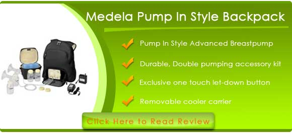 Pump In Style Advanced Breast Pump Backpack